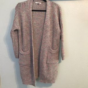 One size fits all cardigan